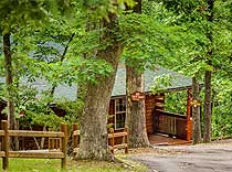 Lake Forest Luxury Log Cabins